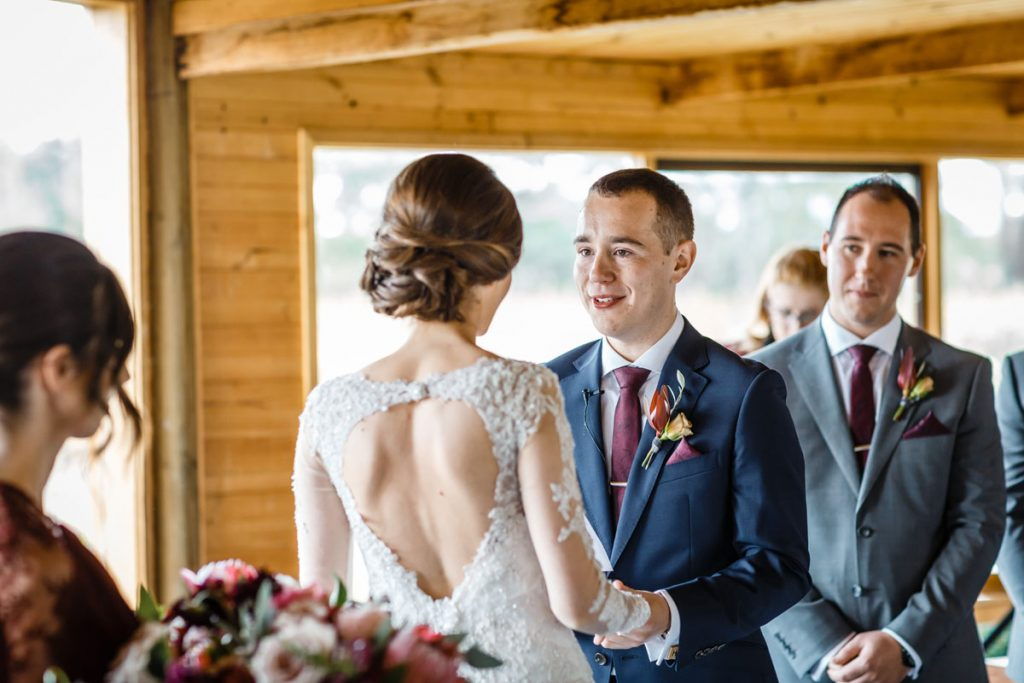 Ceremony by Widfotografia, Melbourne wedding photographer